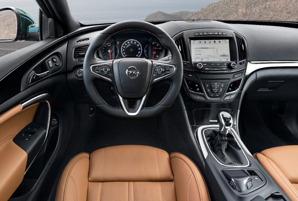 Opel Insignia: la gamma ed i prezzi del modello - Foto 11 di 14