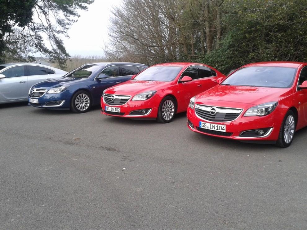 Opel Insignia: la gamma ed i prezzi del modello - Foto 14 di 14