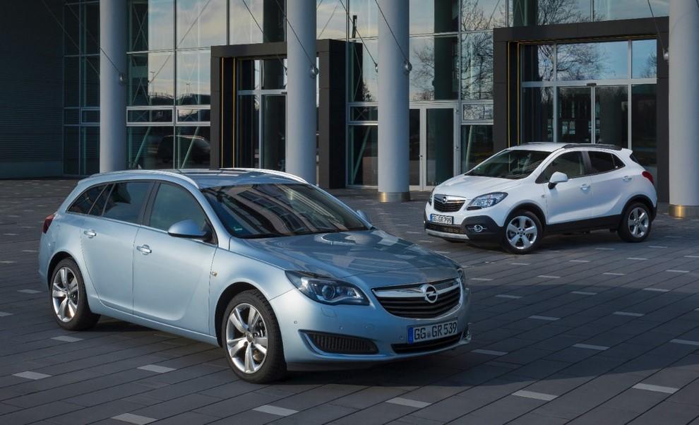 Opel Insignia: la gamma ed i prezzi del modello - Foto 1 di 14
