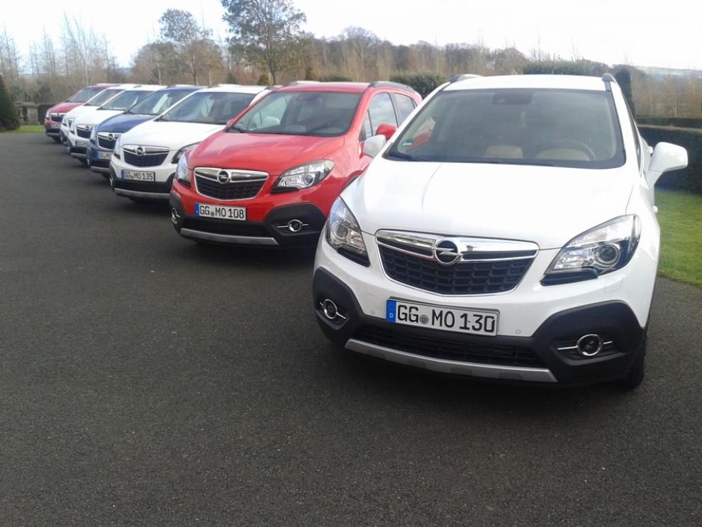 Opel Insignia: la gamma ed i prezzi del modello - Foto 6 di 14