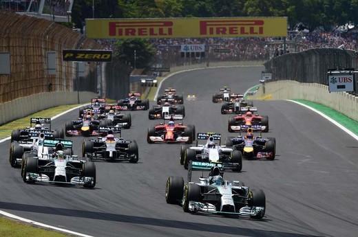 Formula 1 2015: tutti gli orari TV dei 20 Gran Premi