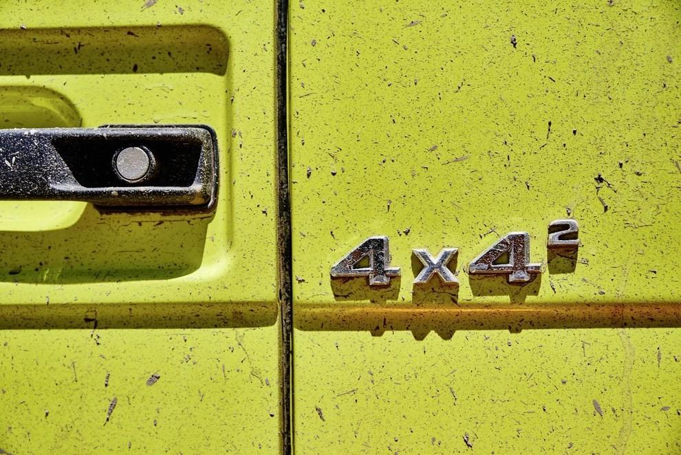 Mercedes G500 4×4², con trazione integrale al quadrato - Foto 10 di 10