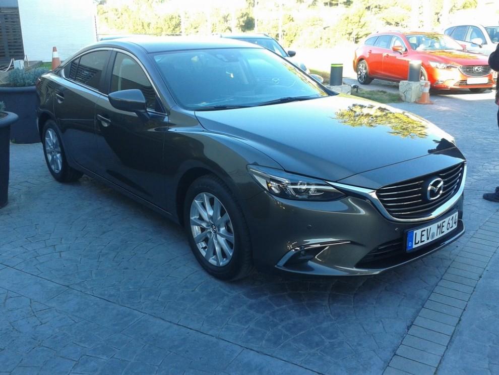 Nuova Mazda6, prova su strada e novità tecniche - Foto 11 di 12