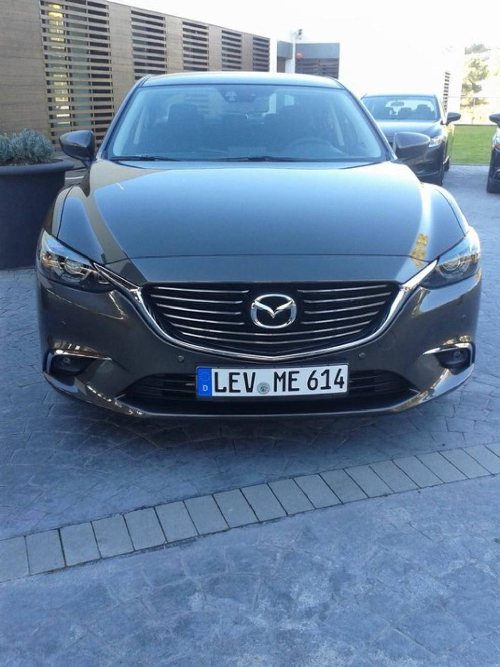 Nuova Mazda6, prova su strada e novità tecniche - Foto 12 di 12