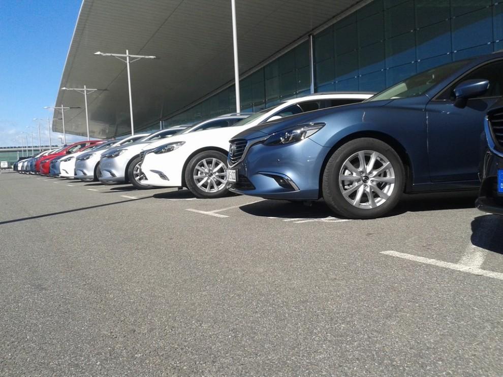 Nuova Mazda6, prova su strada e novità tecniche - Foto 10 di 12