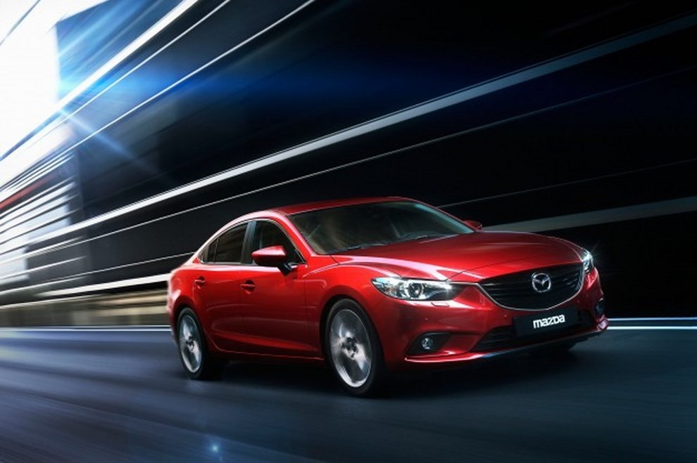 Nuova Mazda6, prova su strada e novità tecniche - Foto 1 di 12