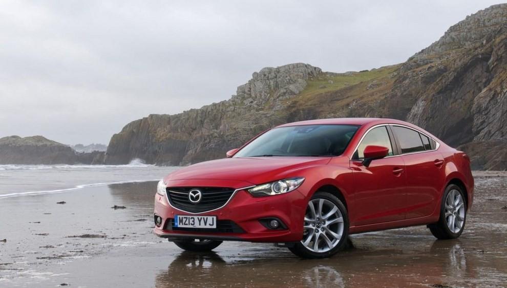 Nuova Mazda6, prova su strada e novità tecniche - Foto 2 di 12