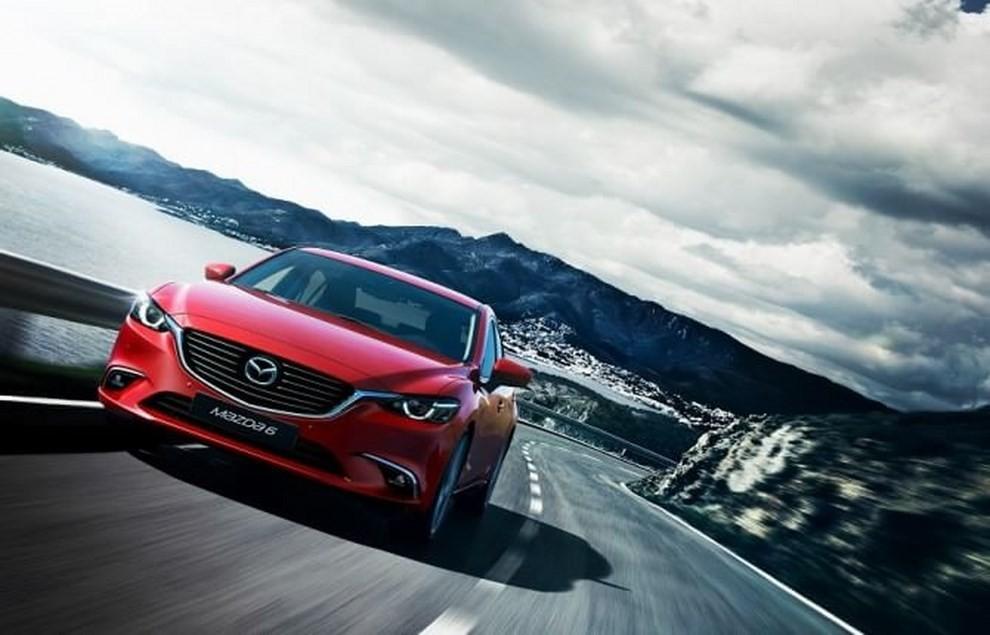 Nuova Mazda6, prova su strada e novità tecniche - Foto 3 di 12