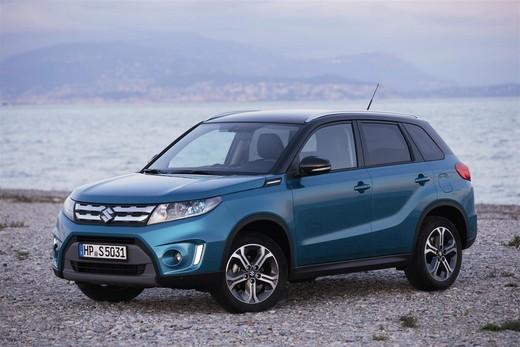 Nuova Suzuki Vitara prova su strada, consumi e prestazioni