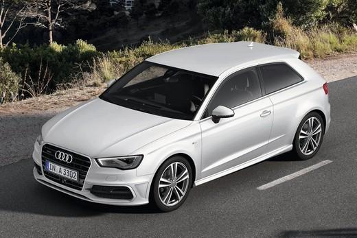 Audi A3 3 porte: prezzi, versioni e motorizzazioni