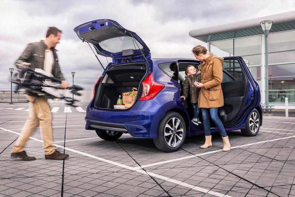 Nissan Note: tutti gli allestimenti, i motori ed i prezzi - Foto 5 di 11