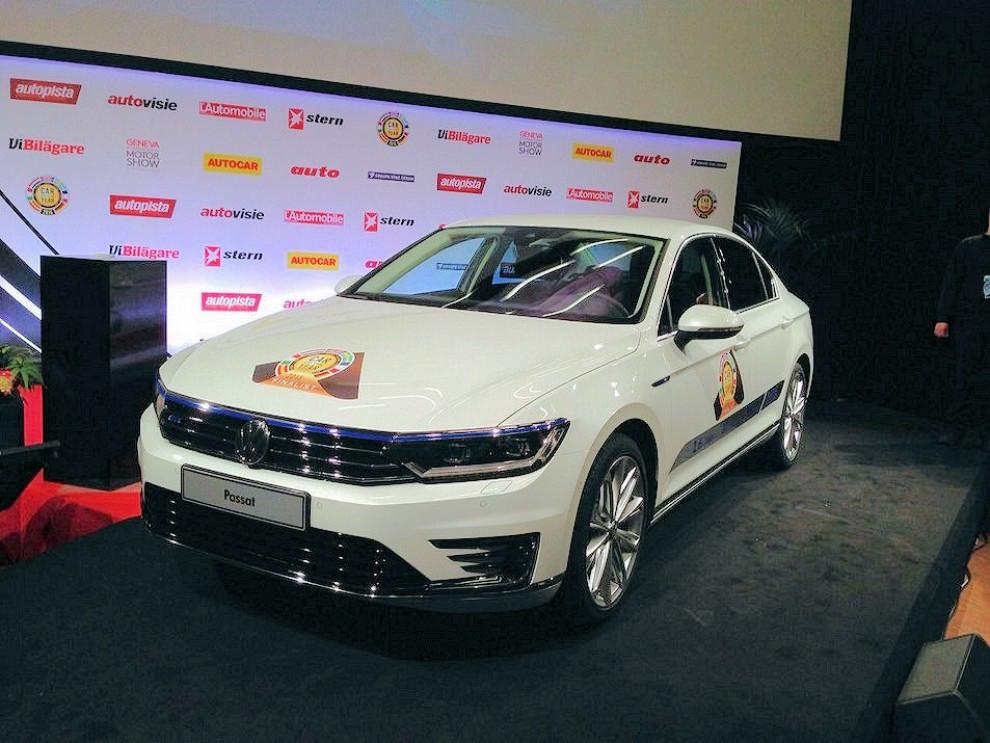 La Volkswagen Passat è stata eletta Auto dell'Anno 2015 - Foto 19 di 19