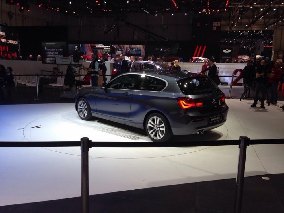 BMW Serie 1: i dettagli ed i prezzi del modello - Foto 3 di 80