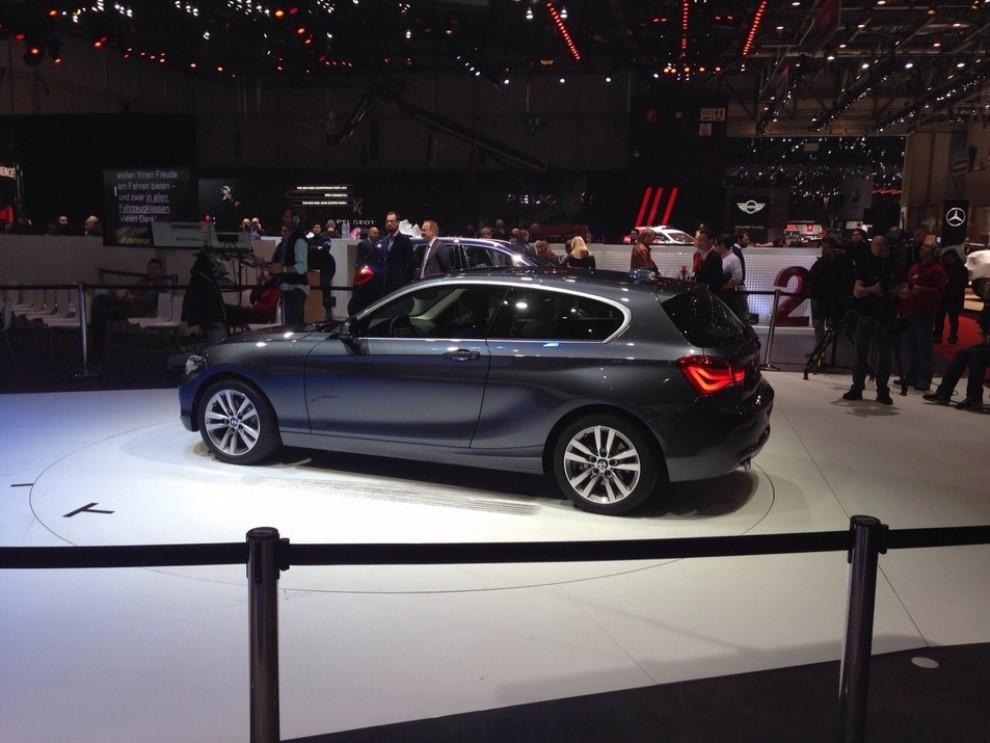BMW Serie 1: i dettagli ed i prezzi del modello - Foto 4 di 80
