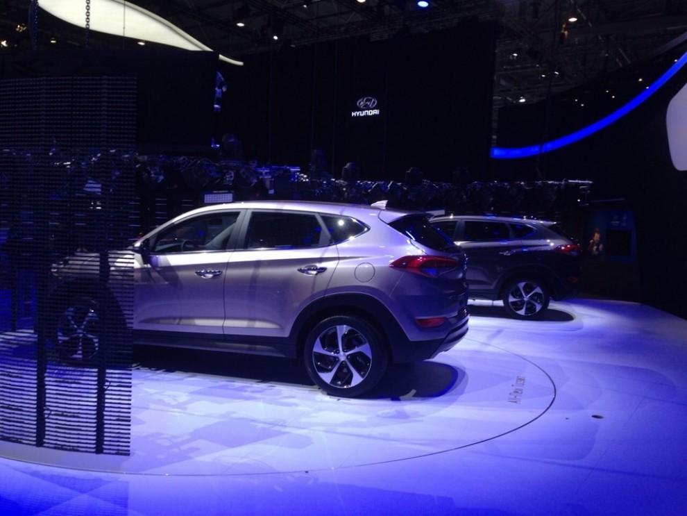 Hyundai Tucson: la gamma completa con tutti i prezzi - Foto 3 di 17