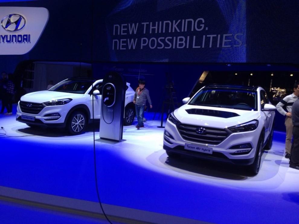 Hyundai Tucson: la gamma completa con tutti i prezzi - Foto 1 di 17