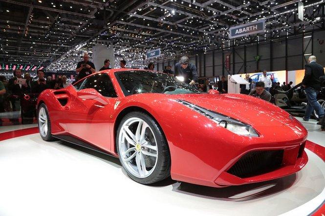Ferrari 488 GTB: la nuova supercar di Maranello