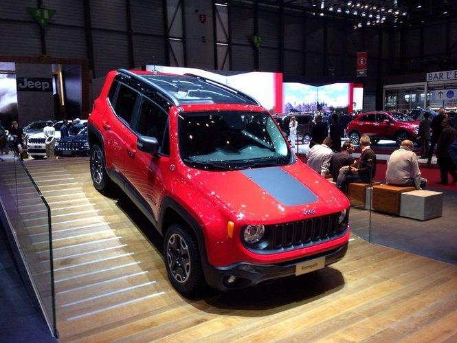 Jeep Renegade con nuovo motore benzina 1.4 170 CV 4×4 AT9
