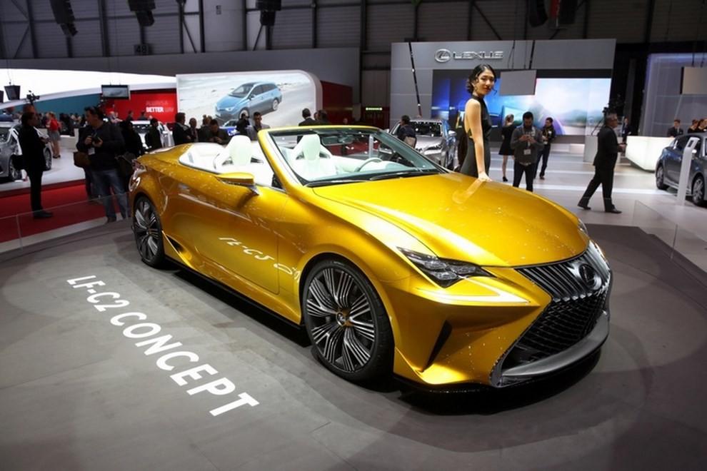 2014 Los Angeles Auto Show: Lexus LF-C2 (FAQ)   Edmunds