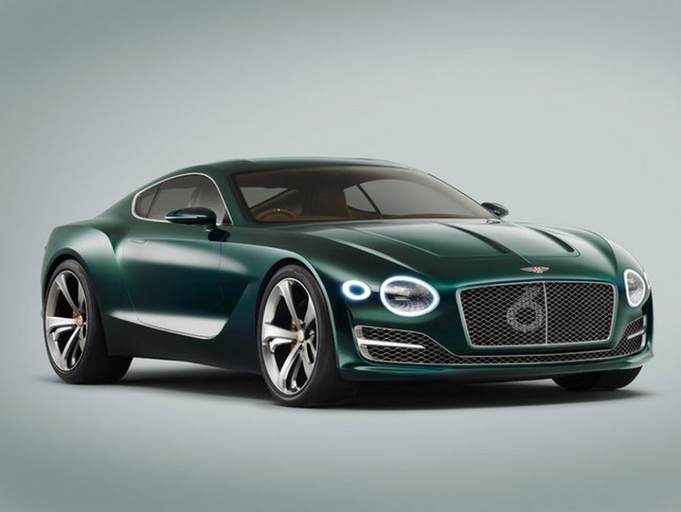 Bentley EXP 10 Speed 6 Concept - Foto 13 di 23
