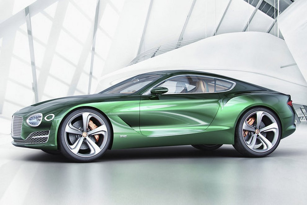 Bentley EXP 10 Speed 6 Concept - Foto 15 di 23