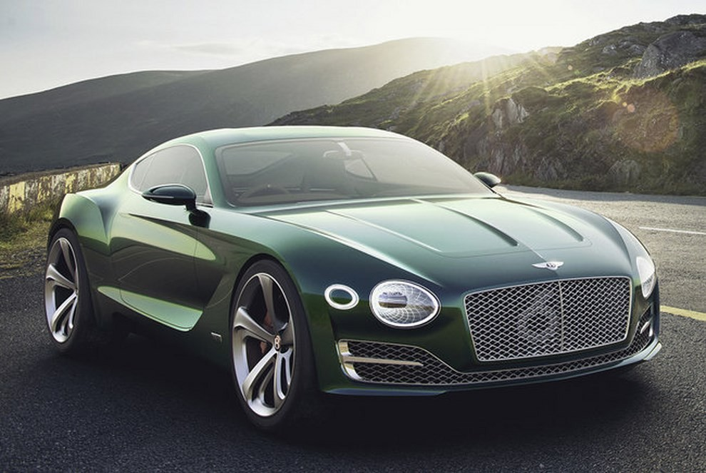 Bentley EXP 10 Speed 6 Concept - Foto 17 di 23
