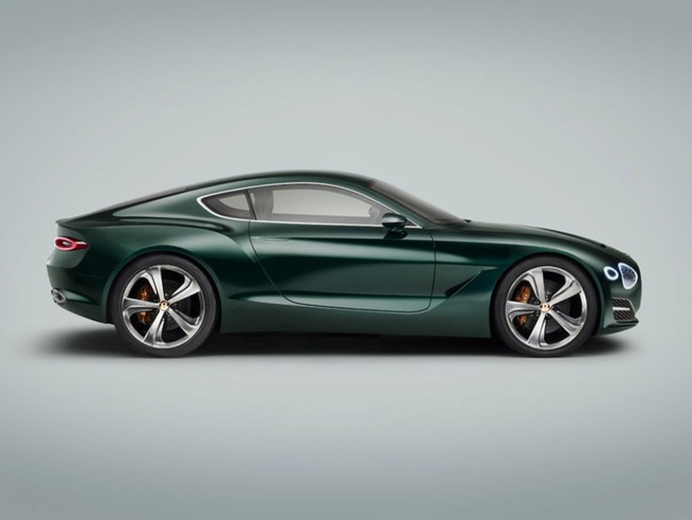 Bentley EXP 10 Speed 6 Concept - Foto 18 di 23