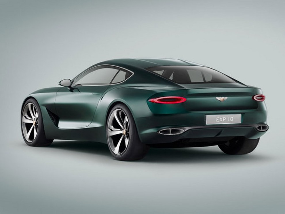 Bentley EXP 10 Speed 6 Concept - Foto 20 di 23