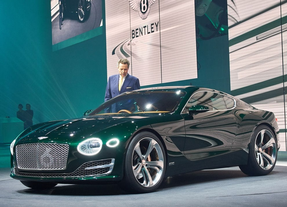 Bentley EXP 10 Speed 6 Concept - Foto 3 di 23