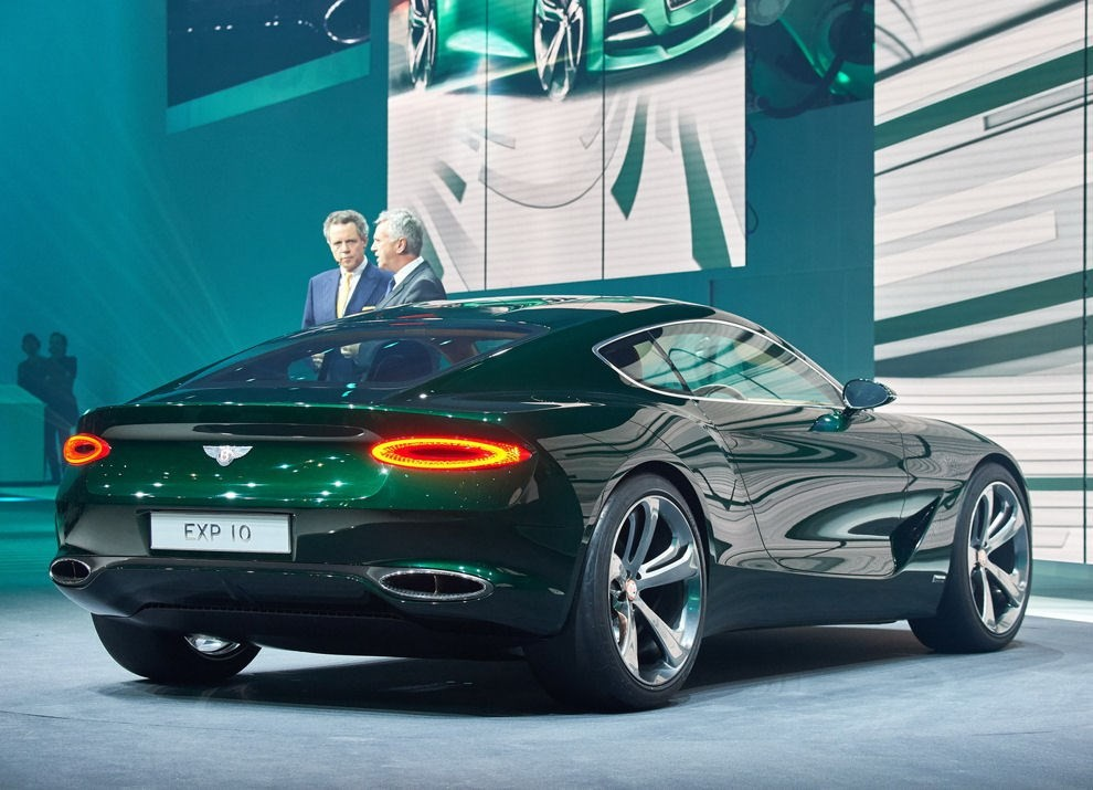 Bentley EXP 10 Speed 6 Concept - Foto 5 di 23