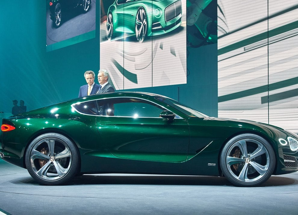 Bentley EXP 10 Speed 6 Concept - Foto 7 di 23