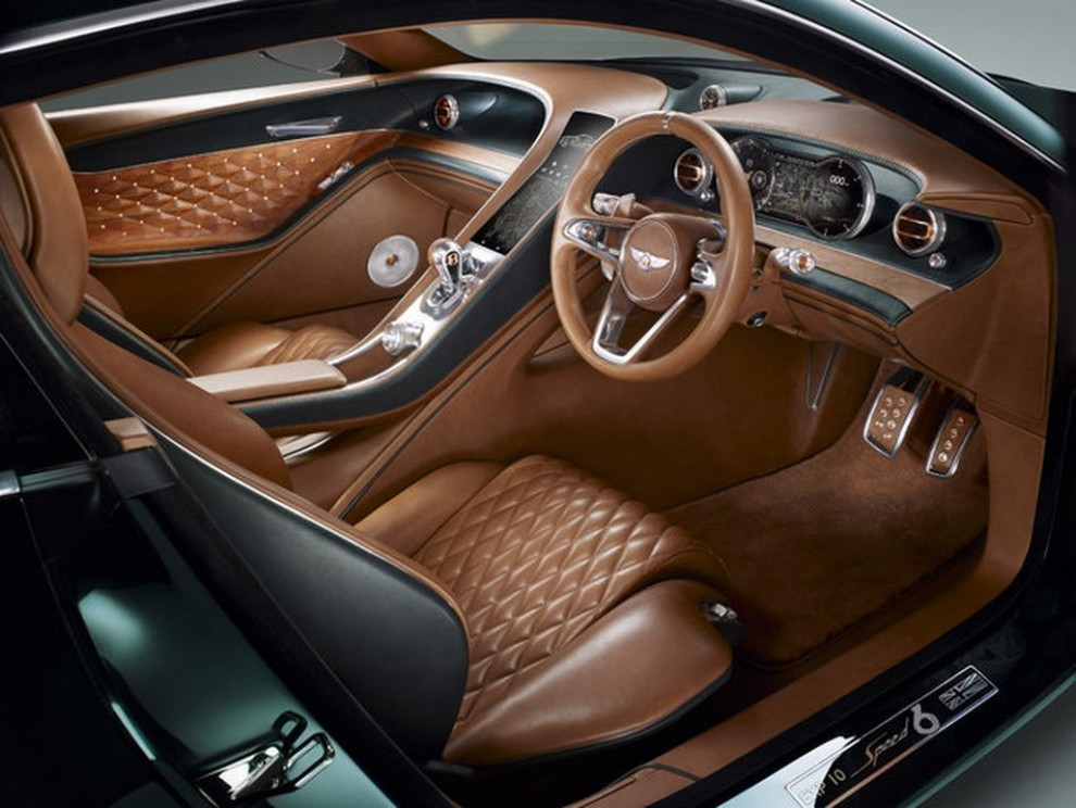Bentley EXP 10 Speed 6 Concept - Foto 8 di 23