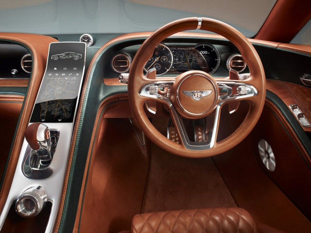 Bentley EXP 10 Speed 6 Concept - Foto 9 di 23