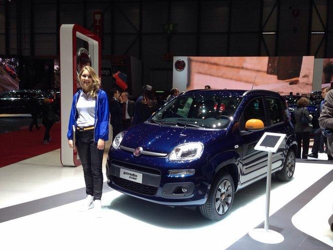 Fiat Panda K-Way, una nuova versione speciale