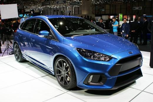 Nuova Ford Focus RS con trazione integrale ed oltre 320 CV