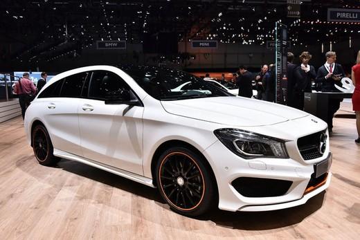 Nuova Mercedes CLA Shooting Brake immagini ed informazioni ufficiali