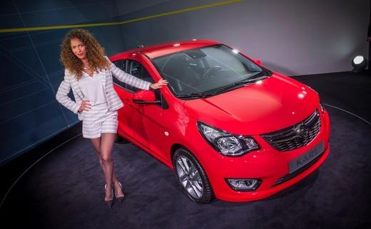 Nuova Opel KARL in anteprima mondiale al Salone di Ginevra