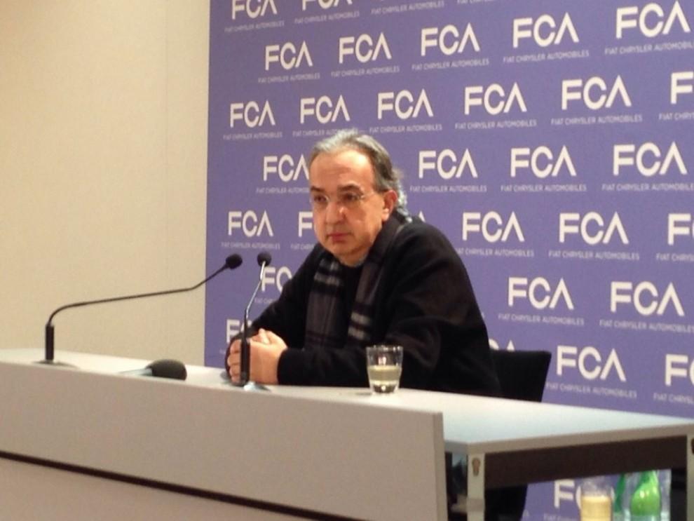 Marchionne: la fusione tra FCA e GM non si farà - Foto 1 di 9