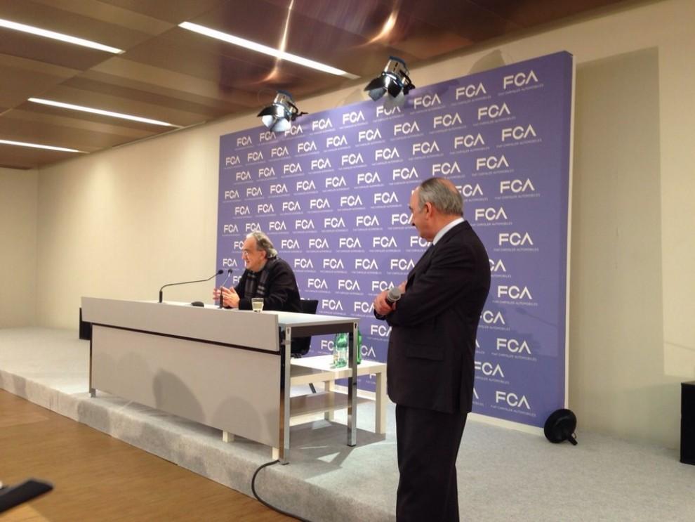 Marchionne: la fusione tra FCA e GM non si farà - Foto 5 di 9