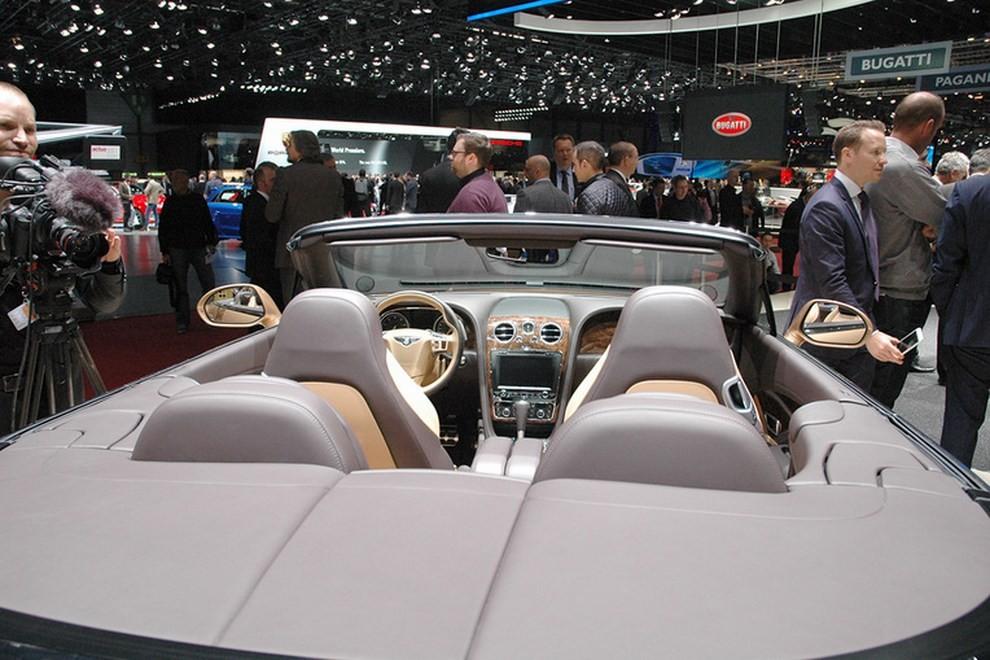 Bentley Continental GT facelift, immagini e informazioni ufficiali - Foto 2 di 14