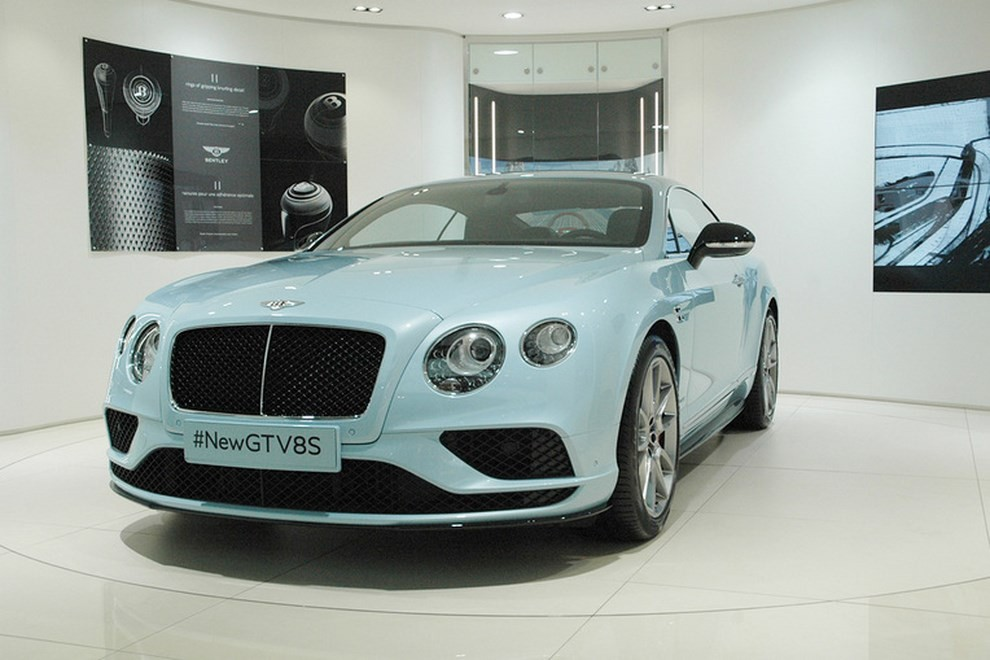 Bentley Continental GT facelift, immagini e informazioni ufficiali - Foto 6 di 14