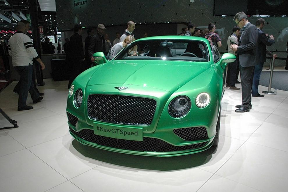 Bentley Continental GT facelift, immagini e informazioni ufficiali - Foto 8 di 14