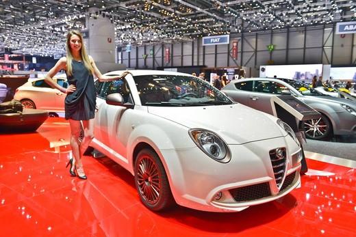 Alfa Romeo MiTo Racer: unione di stile vintage e sportività