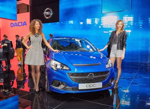 Nuova Opel Corsa OPC foto e informazioni ufficiali