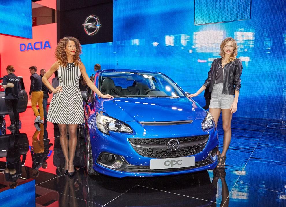 Nuova Opel Corsa OPC foto e informazioni ufficiali - Foto 1 di 6