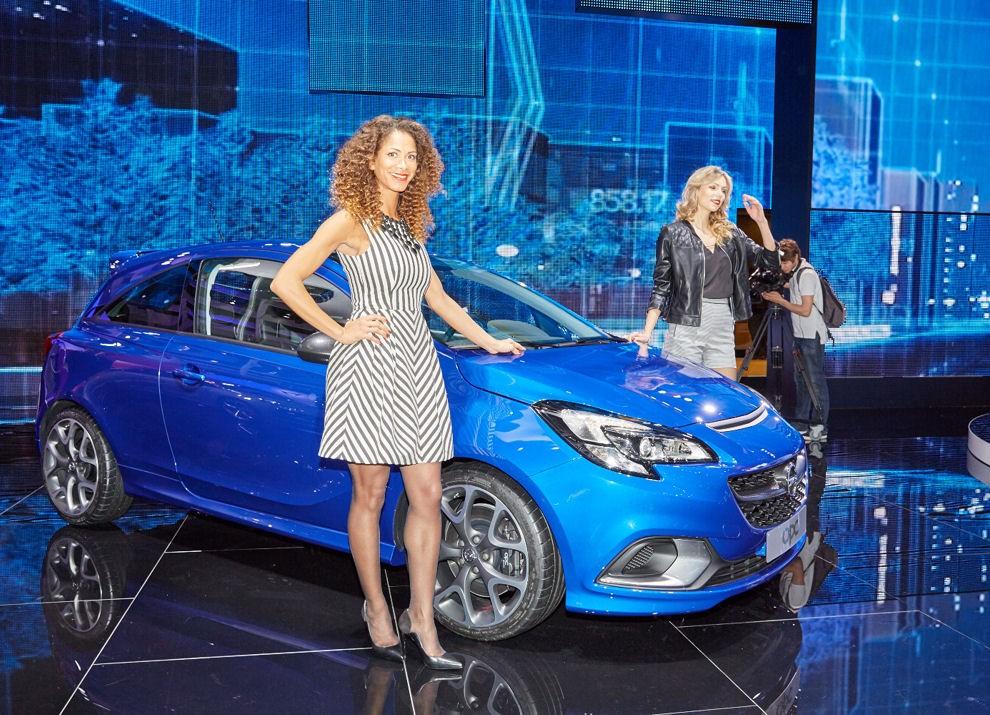 Nuova Opel Corsa OPC foto e informazioni ufficiali - Foto 3 di 6