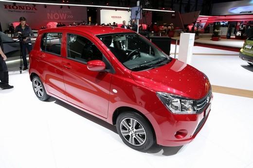 Suzuki Celerio l'utilitaria pronta per l'Italia ad 8.990 euro