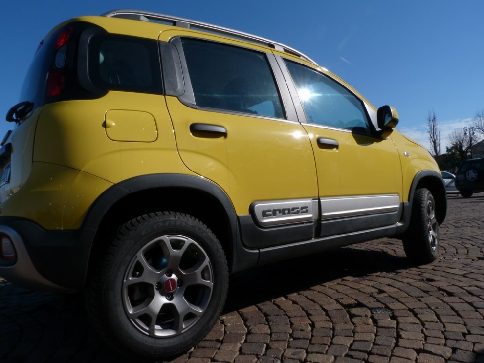 Fiat Panda Cross 1.3 MJT S&S 4×4: la prova su strada - Foto 5 di 30