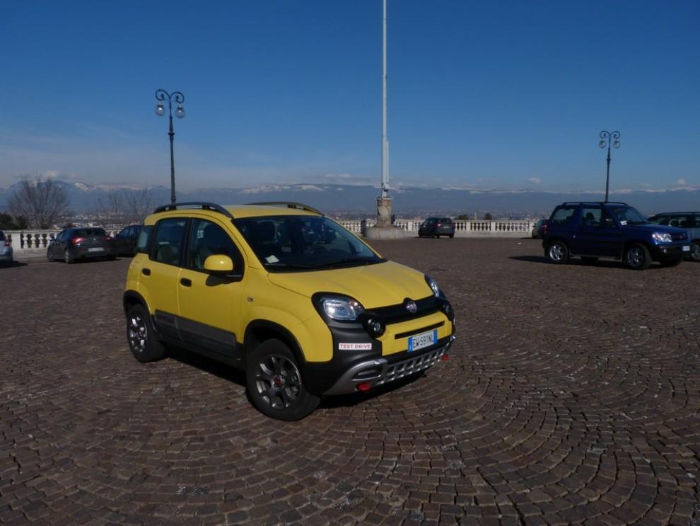 Fiat Panda Cross 1.3 MJT S&S 4×4: la prova su strada - Foto 19 di 30
