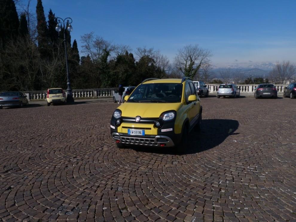 Fiat Panda Cross 1.3 MJT S&S 4×4: la prova su strada - Foto 20 di 30